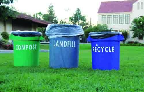 safe waste disposal