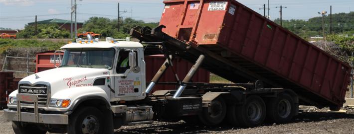 garbage disposal company